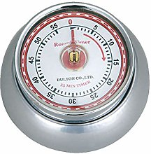 Anjing Kitchen Timer Countdown Magnetic Retro