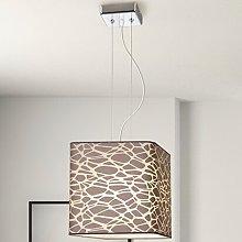Ankara 1 Light Pendant ElTorrent Shade Finish: BHS