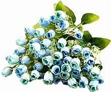 Anna Realistic Flower Artificial Flowers Fake 18