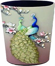 ANNA SHOP Trash Can Garbage Can Dustbin