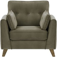 Annabel Armchair August Grove Upholstery Colour: