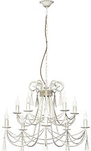 Annapolis 10 Light Chandelier Lily Manor