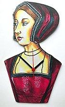 Anne Boleyn Clock - H13
