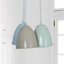 Annett - hanging light in pastel shades