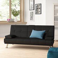 Annika 3 Seater Sofa Bed Zipcode Design