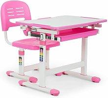 Annika Children's Desk Set 2pcs. Table Chair