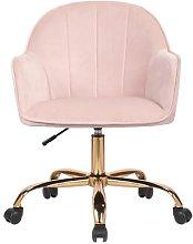 Anniston Desk Chair Canora Grey Colour