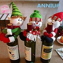 ANNIUP Wine Bottle Cover Hugger Holder Bottle