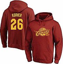 Anoauit Men's Casual Sweatshirt Hoodies, NBA
