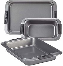 Anolon 47363 Advanced Bakeware Set with Grips