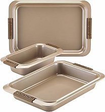 Anolon 47395 Advanced Bakeware Set with Grips