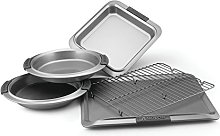 Anolon 57327 Advanced Bakeware Set with Grips