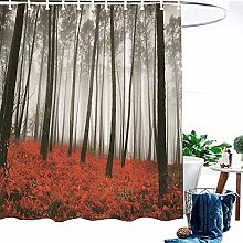 ANPI Shower Curtain, Waterproof Art Prints