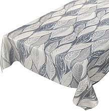 ANRO Oilcloth Table Cloth Washable Oilcloth