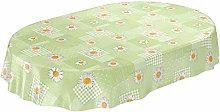ANRO Oilcloth Tablecloth Oilcloth Table Cloth
