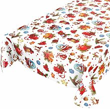 ANRO Oilcloth Tablecloth Oilcloth Tablecloth