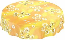 ANRO Oilcloth Tablecloth Oilcloth Tablecloth with