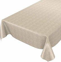 Anro, oilcloth, wax tablecloth, linen look,