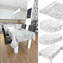 ANRO Tablecloth, oilcloth, washable, oilcloth,
