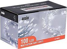 ANSIO® Christmas Lights 100 LED 10m/32ft