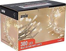 ANSIO® Christmas Lights 300 LED 30m/98ft