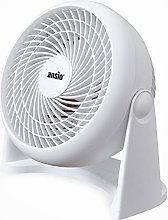 ANSIO Desk Fan/Wall Mounted Turbo Fan Personal Fan