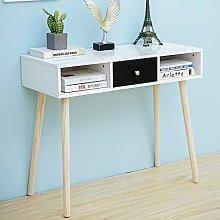 Ansley&HosHo-EU Utility Bedroom Dressing Table