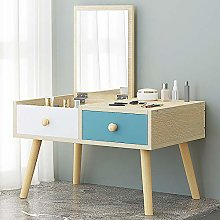 Ansley&HosHo Modern Dressing Table for Girls
