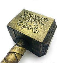 Ansley&HosHo Personalized Funny Mjolnir Hammer