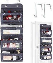 Anstore Over Door Storage Organiser, 4 Pockets