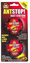 Ant Stop! Bait Station - Destroys Ants & Nests -