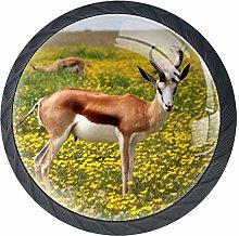 Antelope Meadow Crystal Drawer Handles Furniture