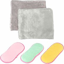 Anti-Bacterial Cleaning Pads Cloths Double-Sided