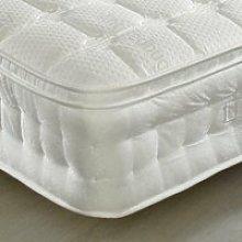 Anti-Bed Bug 1500 Pocket Sprung Memory, Latex and