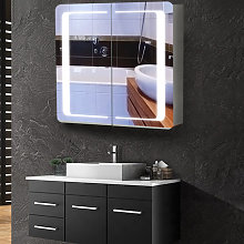 Anti-fog Bluetooth Speaker Wall Mounted Mirror