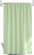 Anti Mould Shower Curtain for Bath Tub Polyester