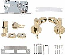 Anti-pry Door Lock, Corrosion Resistance Layer