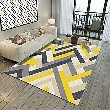 Anti Slip Rug Underlay Cheap Rugs Yellow gray