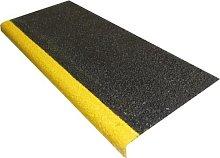Anti Slip Stair Tread Covers GRP 500mm, 750mm