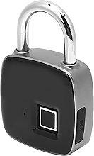 Anti‑Theft Lock, Design Fingerprint Lock 3