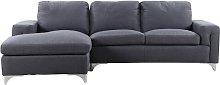 Antiope Corner Sofa Brayden Studio Upholstery