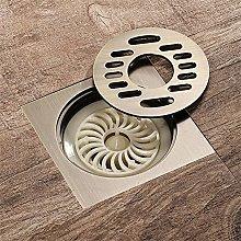 Antique Copper Anti-Odor Sink Strainer Plug