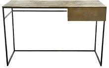 Antique shine Desk - / Console table - L 120 cm by