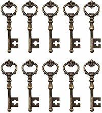 Antique Zinc Alloy Bronze Knobs Pulls Handles -