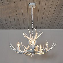 Antler Chandelier American Country Retro