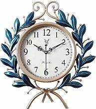 Antlers Wall Clock Nordic Creative Quartz Clocks
