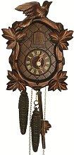Anton Schneider Cuckoo Clock Four Leaves, Bird SC