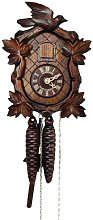 Anton Schneider Cuckoo Clock Four Leaves, Bird SC
