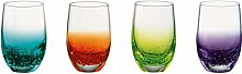 Anton Studio Designs - Set of 4 Fizz Shot Glasses
