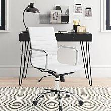 Antonio Desk Chair Zipcode Design Colour